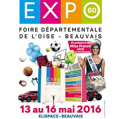 Foire expo expo60 beauvais oise affipub communication et for Amiens foire expo