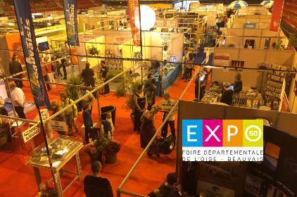 Expo60, la Foire Expo de l'Oise