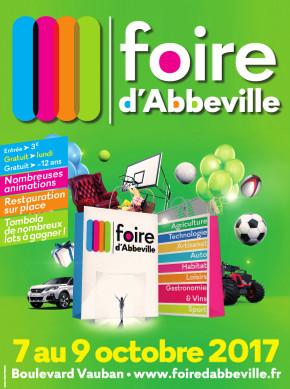 Foire exposition d 39 abbeville 2017 affipub communication for Foire expo niort 2017