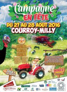 Campagne en Fête 2016 Jeunes Agriculteurs de l'Oise Affipub Communication