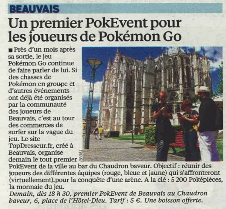 PokEvents-Beauvais