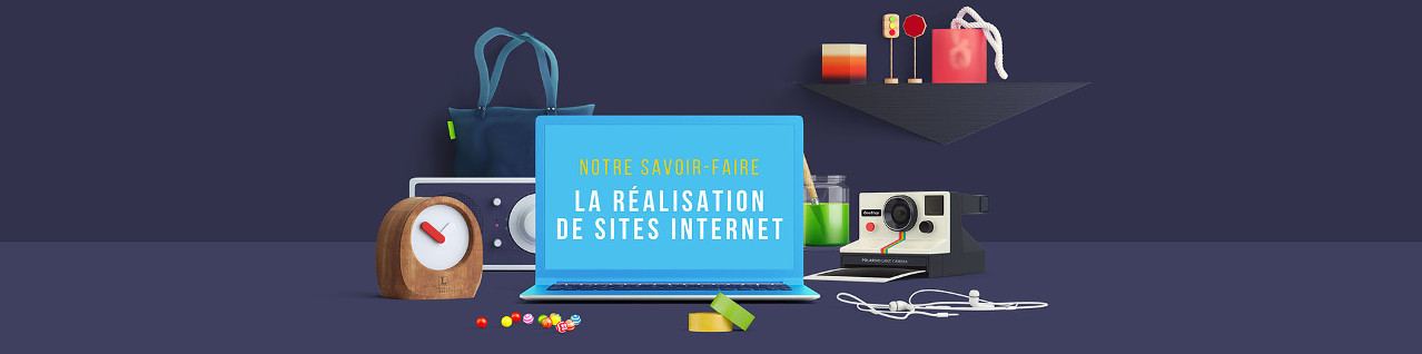 Creation de site internet community management Oise