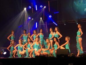 Election de Miss Picardie 2016 à Beauvais en présence de l'équipe d'Affipub