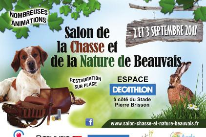 Les 2 et 3 septembre, le Salon de la Chasse et de la Nature