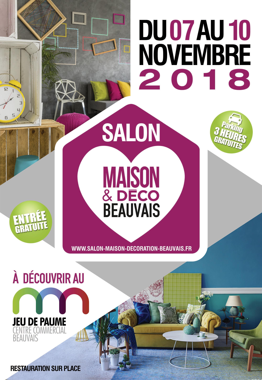 Salon Maison & Déco Beauvais du 07 au 10 novembre
