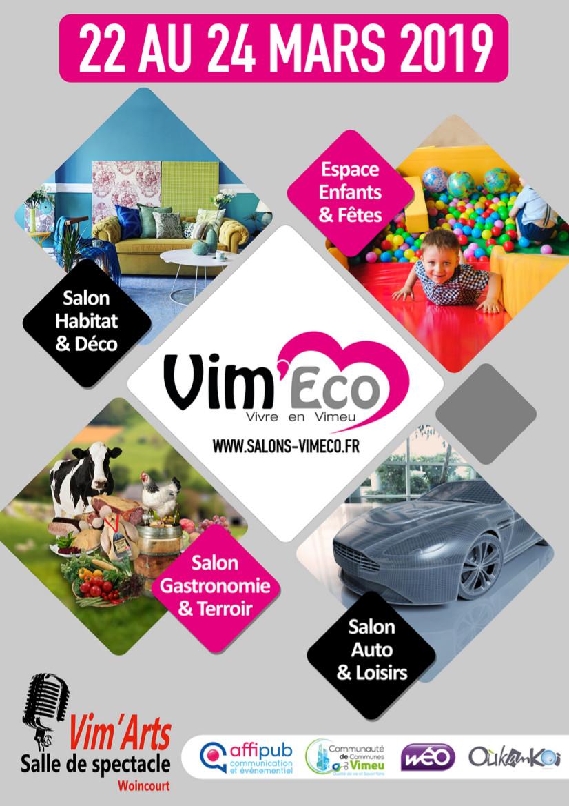 NOUVEAU ! Vimeco, Salons de l'art de vivre en Vimeu