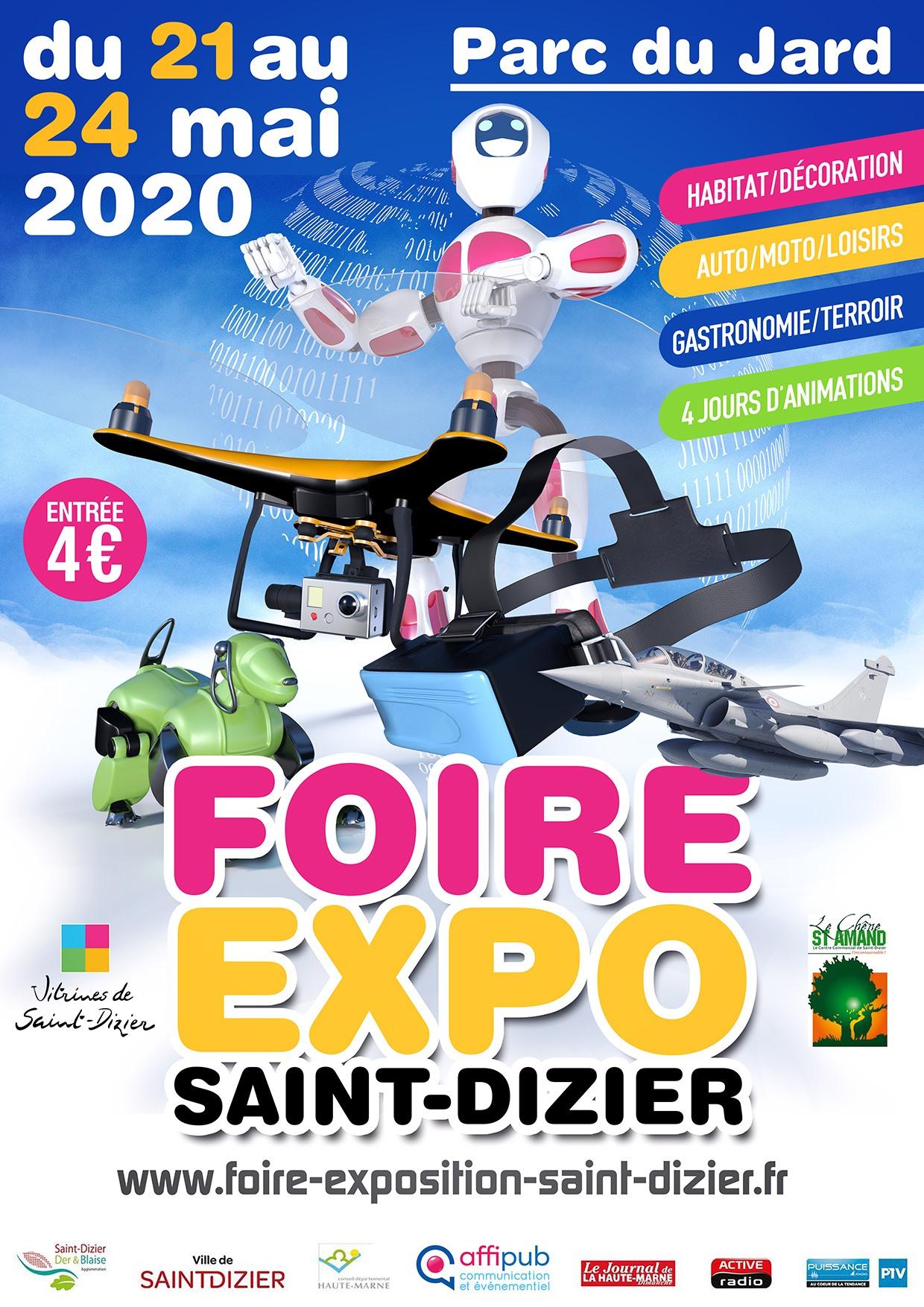 La Foire Exposition de Saint-Dizier