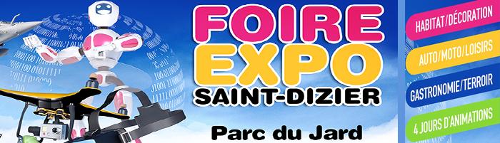 Foire Exposition Saint-Dizier (52) post thumbnail