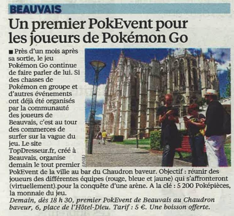 PokEvents-Beauvais