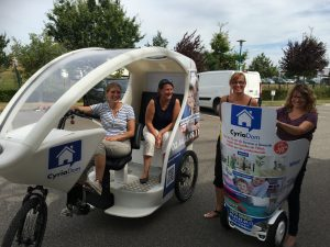 Street-Marketing Communication Affipub Beauvais Oise Hautdefrance
