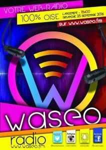 Affipub Communication Beauvais partenaire de Waseo Radio et TV Oise