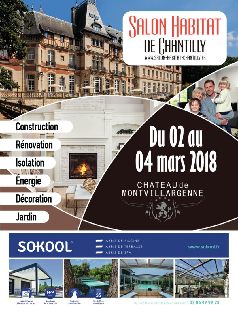 Salon habitat d coration chantilly affipub communication et v nementiel - Salon de l habitat beauvais ...