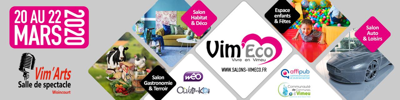 Découvrez en vidéo, Vim'Eco les Salons Habitat, Gastronomie, Automobile du Vimeu post thumbnail