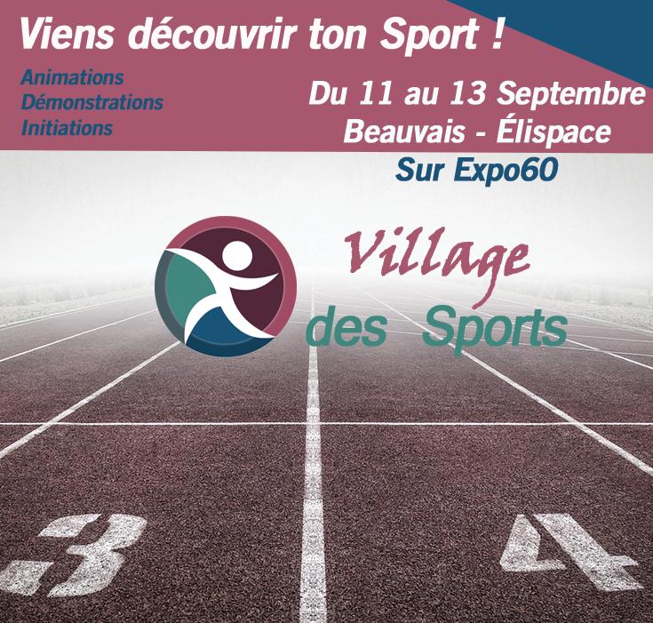 Un village du Sport sur la Foire EXPO60 post thumbnail