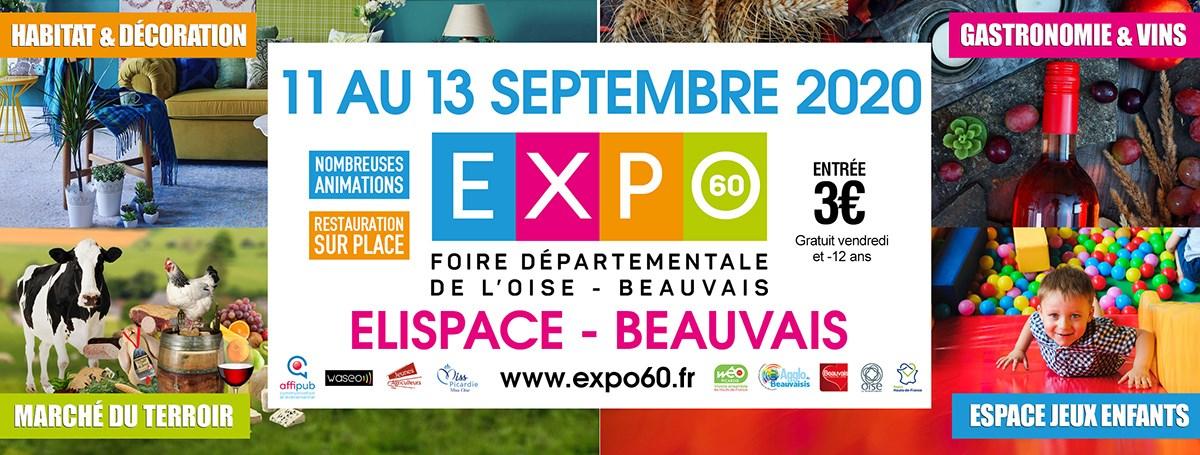 EXPO60 Foire Départementale de l'Oise avec Affipub post thumbnail