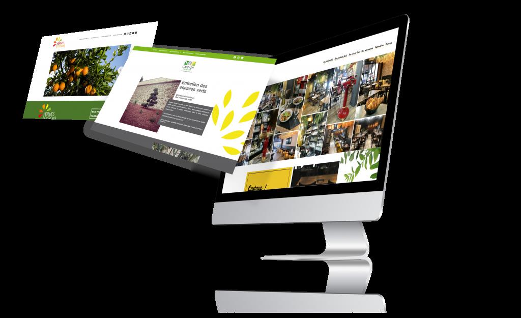 Affipub communication, création de site internet à Chantilly