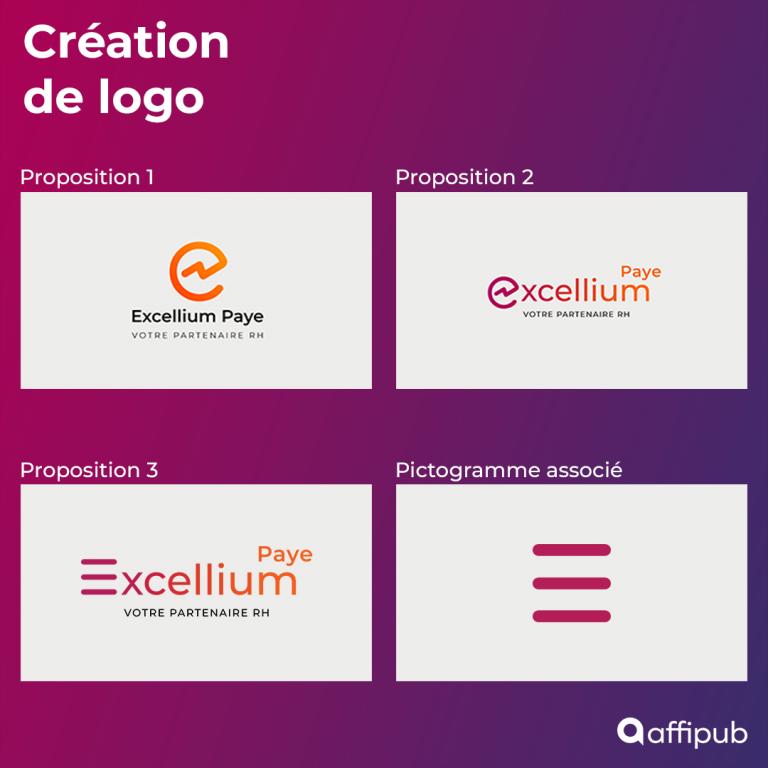 Création de logo par Affipub dans l'Oise